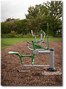 Outdoor Gym - Exercise Equipment